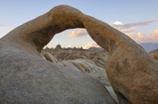 Photo: dd011035      Mobius Arch, Alabama Hills, Sierra Nevada, California, USA