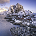 Photo: dd011328       Hamnoy, Lofoten, Norway