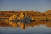 Photo: dd001316      Tufa Towers, Mono Lake, Sierra Nevada, California, USA