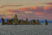 Photo: dd001317      Tufa Towers, Mono Lake, Sierra Nevada, California, USA