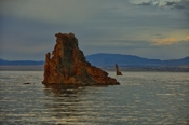 Photo: dd011033      Tufa Towers, Mono Lake, Sierra Nevada, California, USA